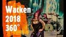 Nightwish - Wacken Open Air 2018 360°