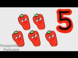 Numbers 1 to 5 Count the Fruit Numbers 1 to 5 Stories for Children Books Edu Early Learning