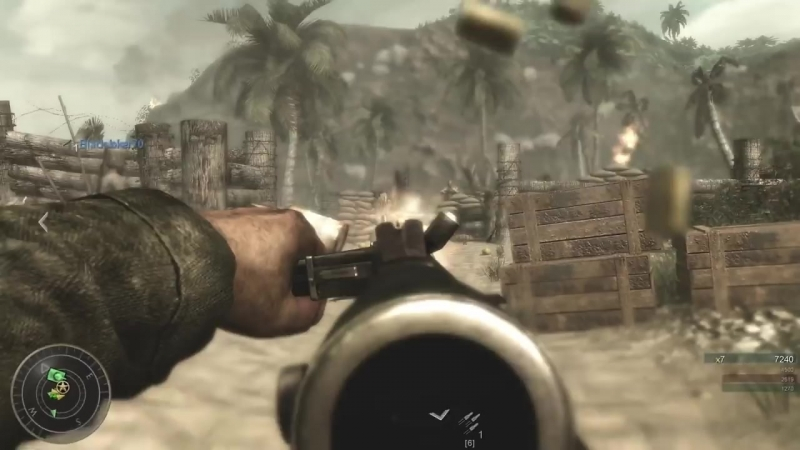 [Wycc220 Лайв] Когда то он был хорош! (Call of Duty World at war COOP) (1)