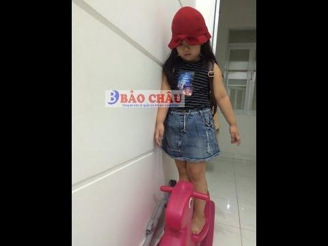 Thiết kế đặt may thời trang trẻ em xuất khẩu cao cấp cơ sở may