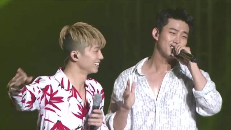 2PM - 모르니 (Dont U Know) @ 6Nights