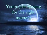 Gerry Rafferty - The Right Moment ( Lyrics)