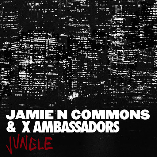 Jamie N Commons альбом Jungle