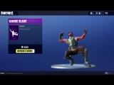 NEW SQUAT KICK EMOTE DANCE IN FORTNITE ! Fortnite Battle Royale