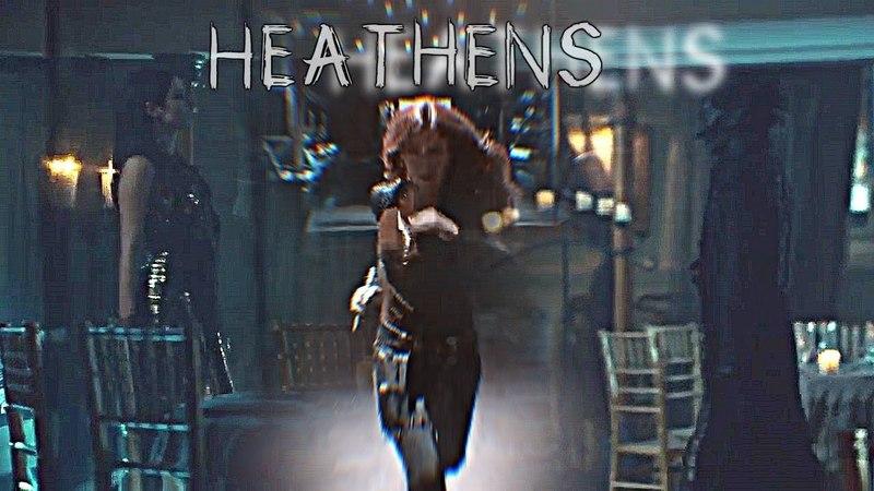 Shadowhunters | Heathens {3x01}