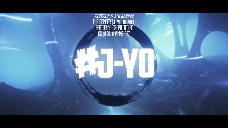 Esoteric Stu Bangas ft. Celph Titled, Chino XL Vinnie Paz - The Danger (J-Yo Remix)