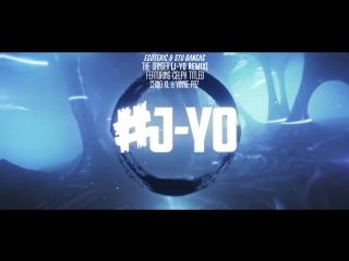 Esoteric & Stu Bangas ft. Celph Titled, Chino XL & Vinnie Paz - The Danger (J-Yo Remix)