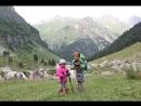 Юные альпинисты. Кавказ, Узункол 2018.