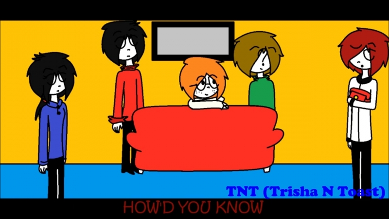 TNT FNAF Series TNT Trisha N Toast Episode 2 First Creation-part 2