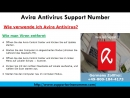 Rufen Sie 0-800-184-4173 für technische Unterstützung Avira Antivirus Support Number?