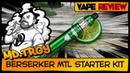 Berserker MTL Starter Kit для новичков и не только