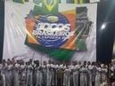 Abadá - Capoeira 2018 - jogos brasileiros semi final categoria B peso médio e gunga