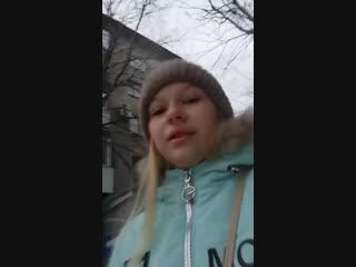 Ангелина Федорова - Live