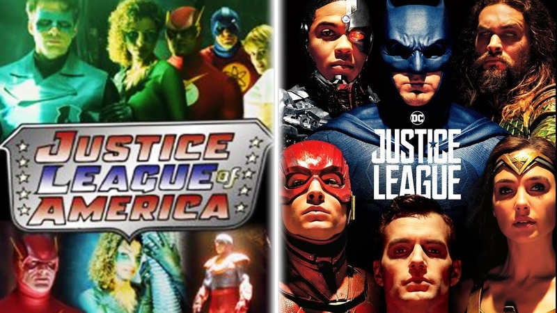 Evolution of Justice League Movies in 15 Minutes (2018)