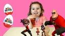 Обзор яиц Киндер сюрприз из серии Суперсемейка 2 / Kinder Surprise Incredibles 2