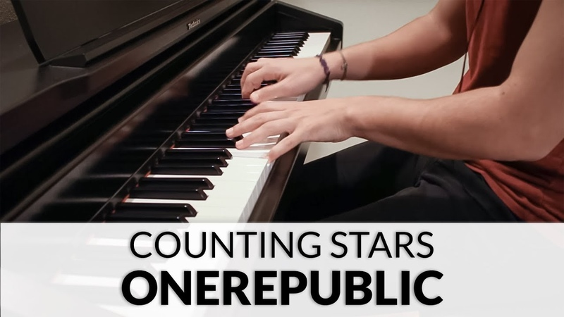 OneRepublic - Counting Stars | Piano Cover