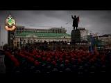 Участие личного состава Уральского института ГПС МЧС России в в военном параде