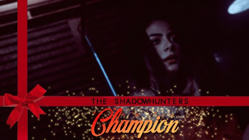 The Shadowhunters ➰ Champion {Day 8} │ SaveShadowhunters