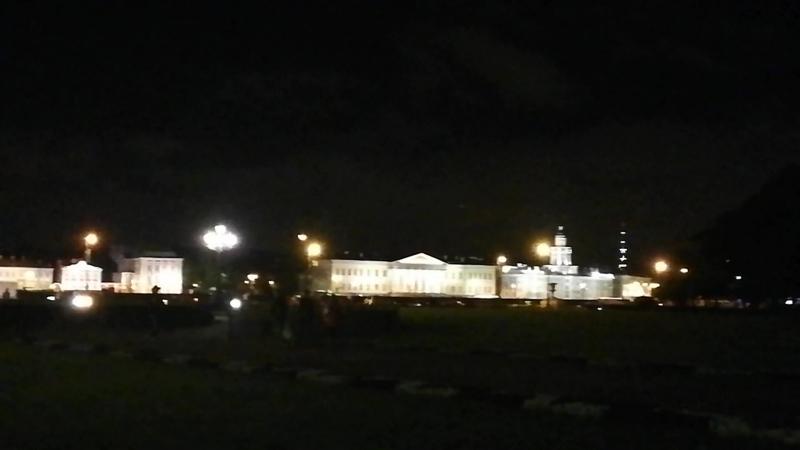 Сенатская площадь 💙