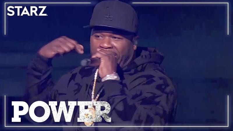 """Big Rich Town"" 50 Cent Live Performance   Power Season 5   STARZ"