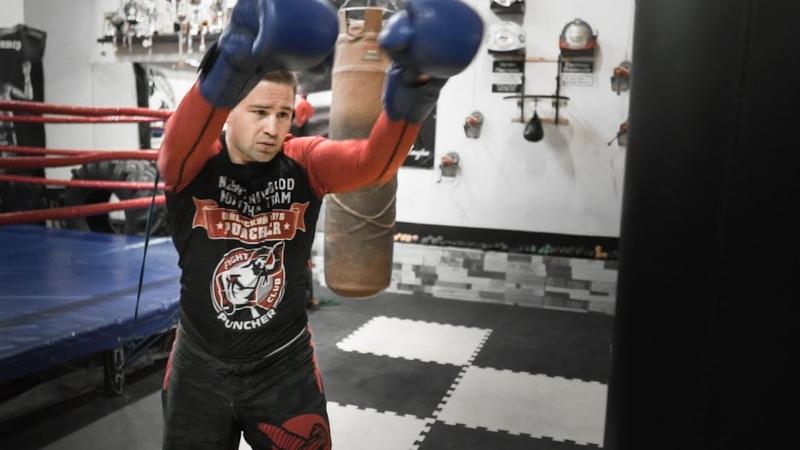 Как увеличить скорость ударов на боксёрском мешке