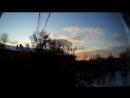 Закат без эффектов 22.03.18