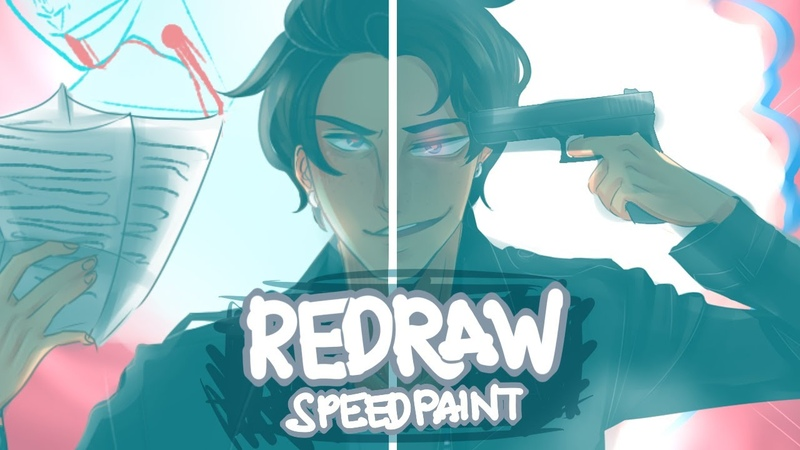 Heathers: Jason Dean - (redraw) Speedpaint