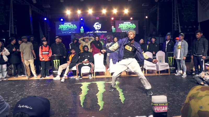 P-Dog /Just Play Just Dance VOL.4 HIPHOP 2 on 2 Judge Showcase