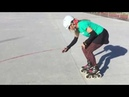 Tutorial: How to do the Soul Slide on inline skates or rollerblades in 3-4 progressions