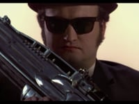 Trailer MIB: Men In Blues. Movie Mashup.