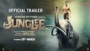 Junglee Official Trailer   Vidyut Jammwal, Pooja Sawant Asha Bhat   Chuck Russell   29th Mar 2019