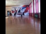 Елисей и Полина, танцевально-спортивный клуб VIVAT STEP, г. Владимир