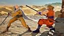 Soul Calibur 6 Goku vs Saitama Gameplay 1080p 60fps