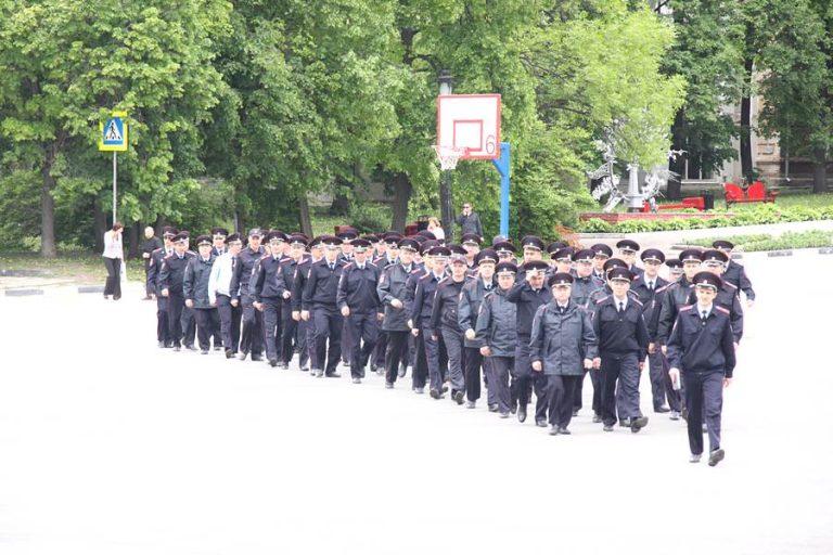 Ульяновск полиция на площади Ленина
