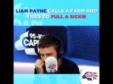 Imagine getting a call from @LiamPayne, and not actually knowing it was him...