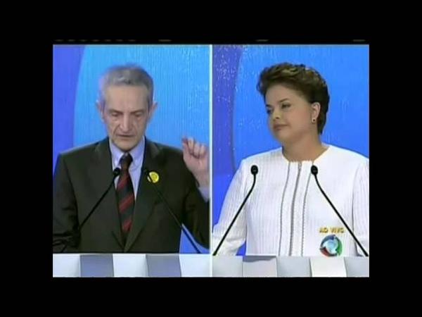 Dilma você é conivente ou incompetente