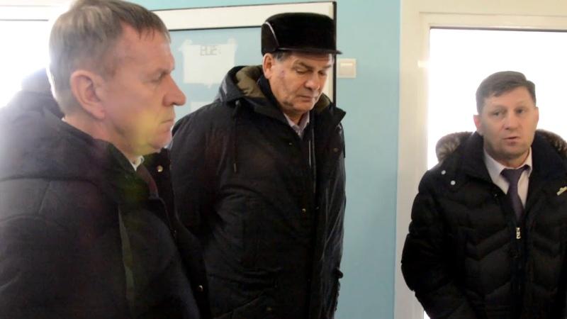 Фургал распекает подчинённых за срыв сдачи инженерной школы Комсомольска-на-Амуре