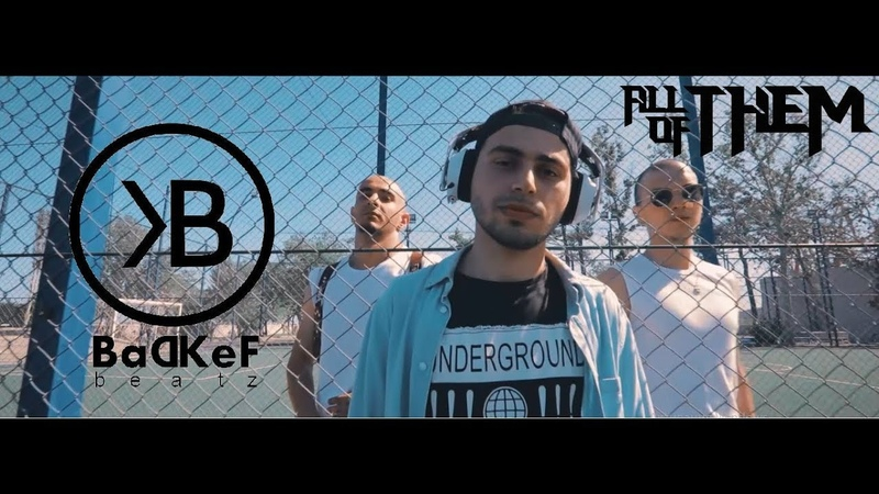 ALL OF THEM - SUKA (BADKEF BEATZ PROD.) Official Music Video
