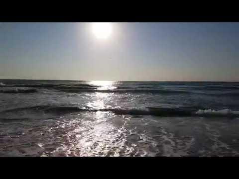 Relaxare - Valuri - Black Sea - Eforie Nord - Therapy - Dimineata de August pe plaja Marii Negre