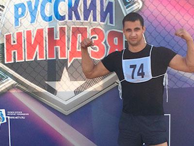 Курянин станет участником шоу Первого канала «Русский ниндзя»