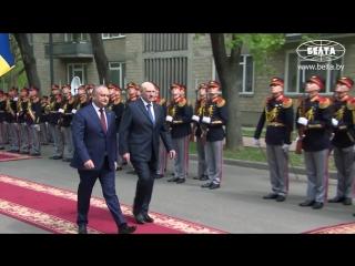 Встреча Лукашенко и Додона прошла в Кишиневе