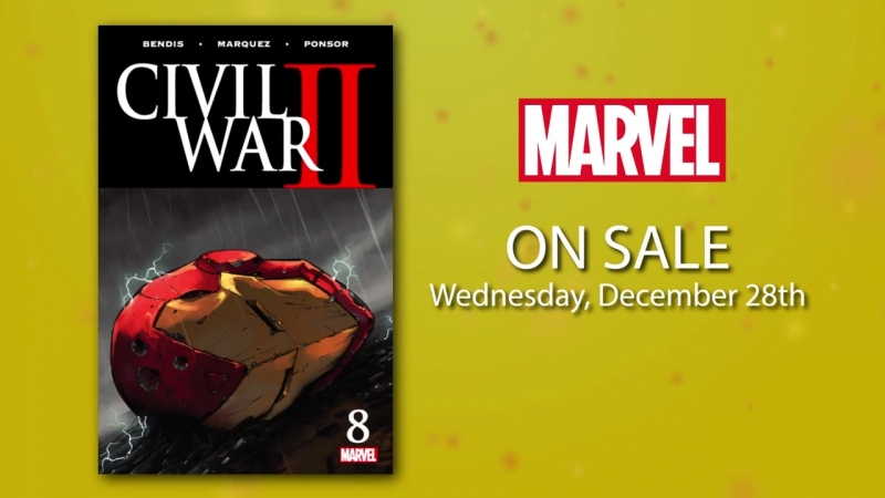 Marvel NOW Titles for December 28th