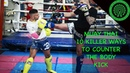 Muay Thai 10 Killer Ways to Counter the Body Kick