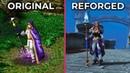 Warcraft 3 – Original vs. Reforged Graphics