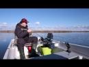 Не за рыбой а на рыбалку Ловля с лодки в отвес осенью
