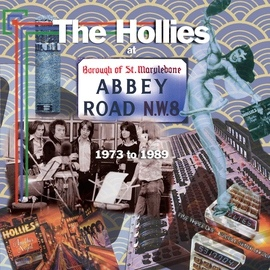 The Hollies альбом The Hollies At Abbey Road 1973-1989