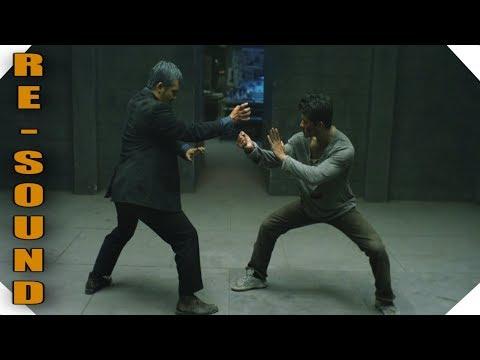 Headshot (Iko Uwais) [[ Final Fight PART1 ]] - [RE-SOUND]