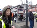Yellow Vests UK Show Their Strength By Protesting In Leeds
