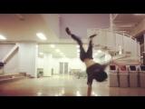 Bboy Mao - Practice Tricks and Powermoves
