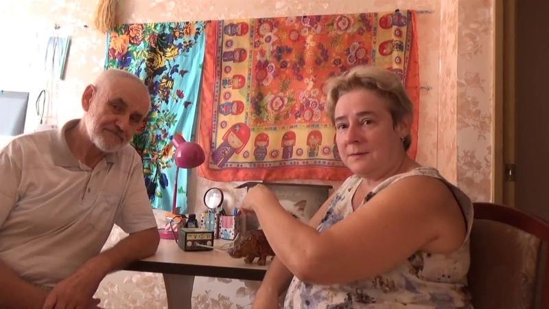Виктор Пошетнев и Валентина Миронова. 05.09.18. О катушках Мишина.